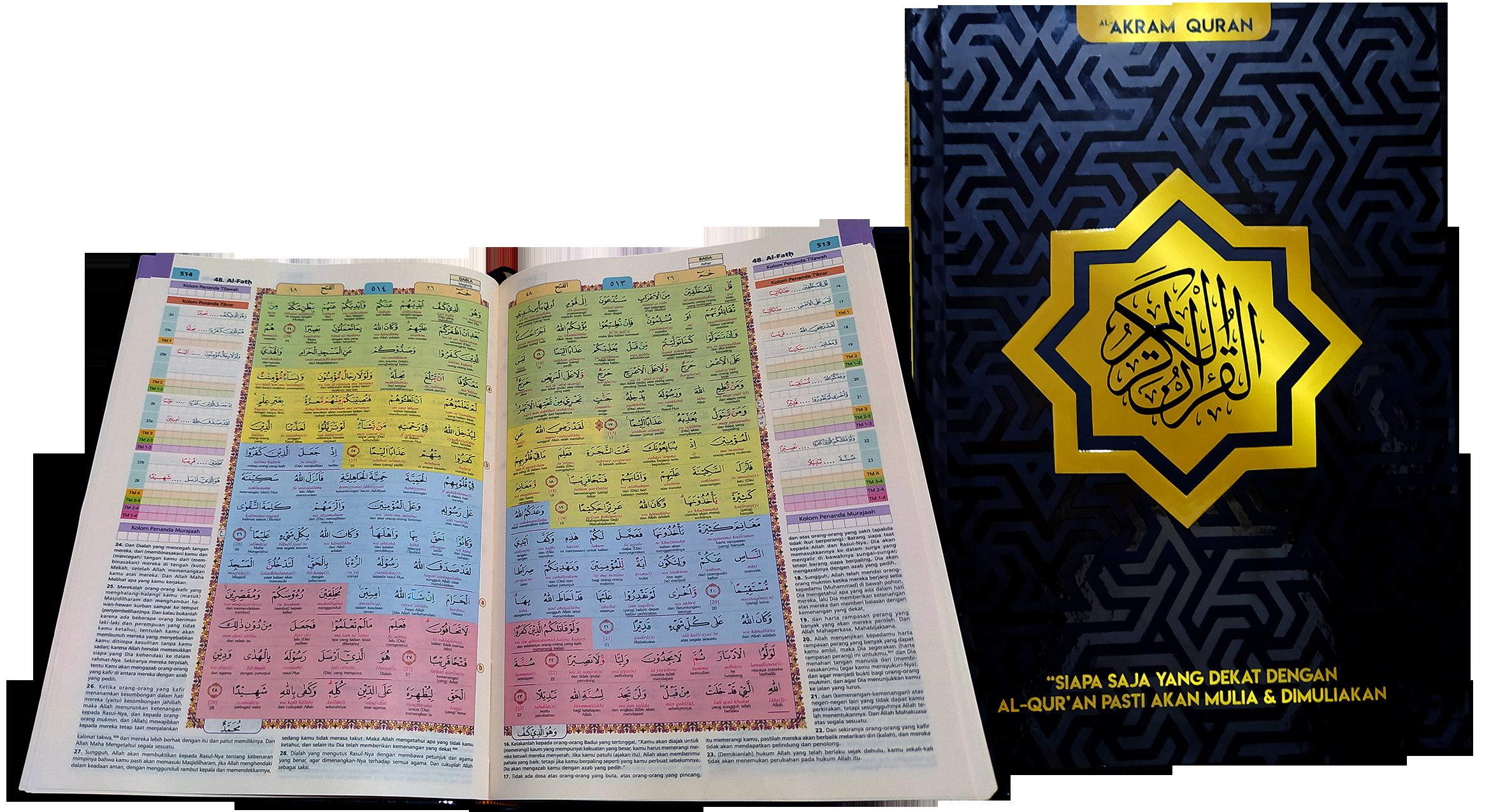 Quran AKRAM